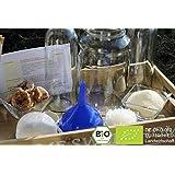 Bio Kefir / Wasserkefir Komplettset mit Kefirkristallen für (2 Liter Kefirbrause)