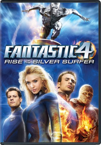 Fantastic Four: Rise of the Silver Surfer [DVD] [2007] [Region 1] [US Import] [NTSC]