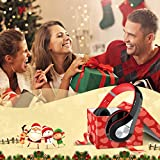Mpow Bluetooth Headphones, [Up to 20 Hrs] Wireless Over-Ear Foldable Hi-Fi Stereo Headset, Snug Earmuffs, Built-In Noise Cancelling Microphone for Hands-Free Calling, Wired Mode for TV/PC/Cell Phones
