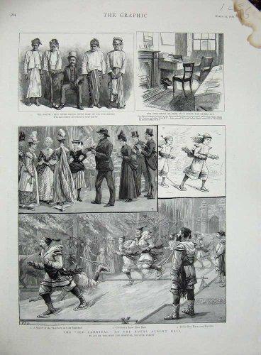 karnevals-konigliches-alberts-hall-dacoit-myob-des-eis-1889-verbrechen