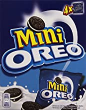 Oreo - Mini - Galletas - 160 g - [pack de 4]
