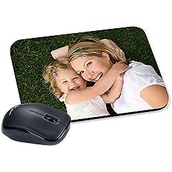 REGALPRIX Alfombrilla para ratón Personalizada con tu Foto en Forma Rectangular