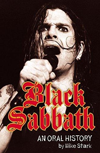 Black Sabbath: An Oral History by Dave Marsh (2002-09-03)