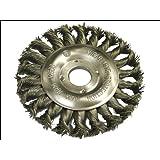 Faithfull - Brosse métallique circulaire 125 x 12 x 22.2mm 0.50mm Wire - FAIWBCT125