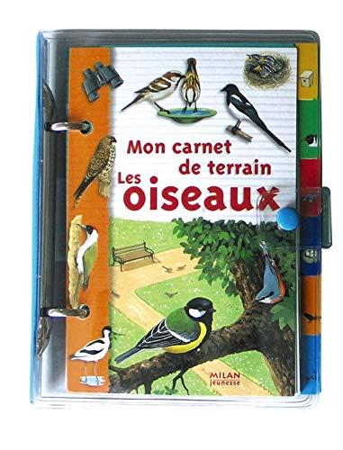 Mon carnet de terrain: Oiseaux (Les) PDF Books
