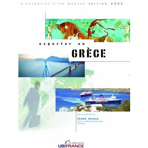 Exporter en Grêce