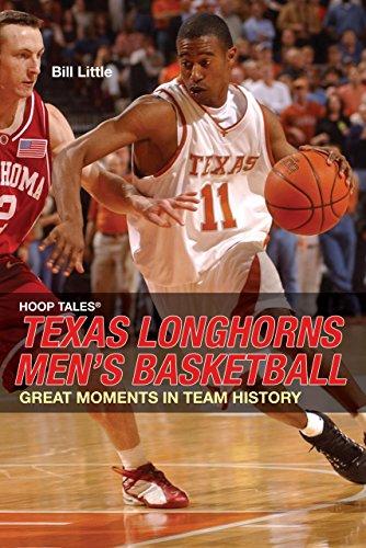 Texas Longhorns Men's Basketball (Hoop Tales) por Bill Little