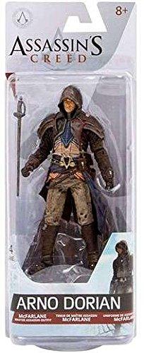 McFarlane Assassin's Creed Series 4 Arno Dorian (Assassins Creed Figur Mcfarlane)