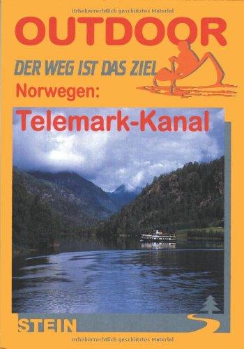Norwegen: Telemark-Kanal: Der Weg ist das Ziel
