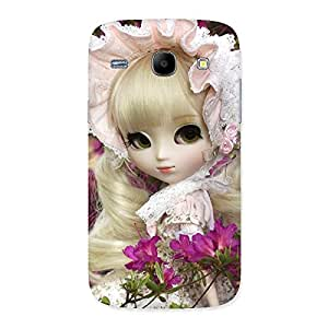 Looks Of Angel Doll Back Case Cover for Galaxy Core