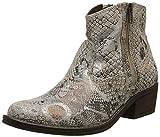 Tamaris Damen 25701 Cowboy Stiefel, Braun (Taupe Comb 344), 37 EU
