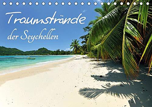 Traumstrände der Seychellen (Tischkalender 2020 DIN A5 quer): Die schönsten Strände von Mahé, La Digue und Praslin (Monatskalender, 14 Seiten ) (CALVENDO Orte)