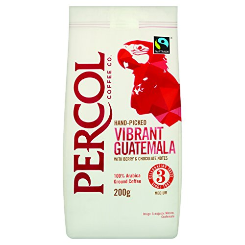 A photograph of Percol Vibrant Guatemala