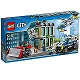 LEGO® City Bankraub mit Planierraupe