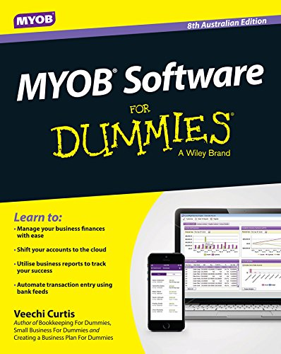 myob-software-for-dummies-australia