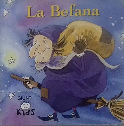 La befana (I libriccini) por Patrizia Nencini