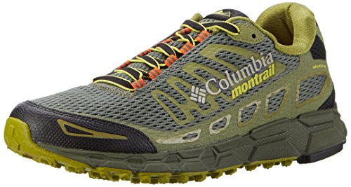 Columbia BAJADA III - Zapatillas trail bright red/lux xjBLOJe4