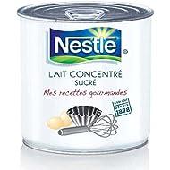 Nestlé lait concentré sucré (boîte) 1kg Envoi Rapide Et Soignée ( Prix Par Unité )