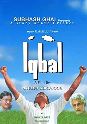 Iqbal by Shreyas Talpade; Naseeruddin Shah