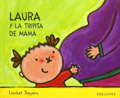 Laura y la tripita de mama por Liesbet Slegers