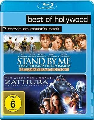 Best of Hollywood 2012 - 2 Movie Collector's Pack 58 (Stand By Me - Das Geheimnis eines Sommers / Zathura - Ein Abenteuer im We