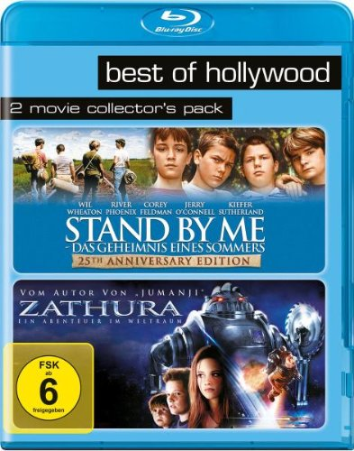Best of Hollywood 2012 - 2 Movie Collector's Pack 58 (Stand By Me - Das Geheimnis eines Sommers / Zathura - Ein Abenteuer im We
