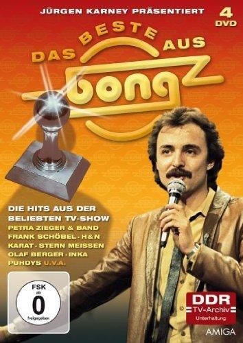 Das Beste aus Bong (DDR TV-Archiv) (4 DVDs)