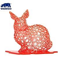 Resina WANHAO para impresora 3D, DLP UV, de Technologyoutlet