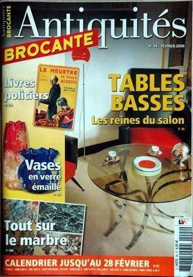 ANTIQUITES BROCANTE N°94 du 01-02-2006