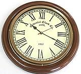Artshai BIG 16 inch Wall clock, Antique/...