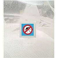 Mosquitera de tul para puertas, cortinas, ventanas (se puede cortar) 7m x 150cm