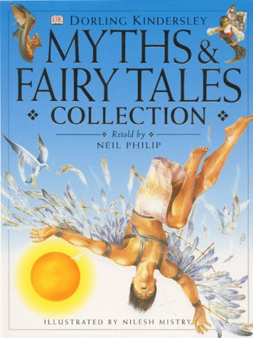 Dorling Kindersley myths and fairy tales collection