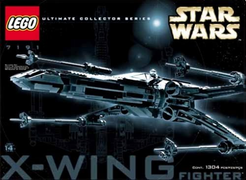 LEGO Technic Collectors X-Wing - Star Collector Ultimate Wars Series Lego