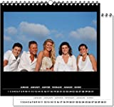 Fotokalender 34x36 Bastelkalender DUO color Dauerkalender für 24x30