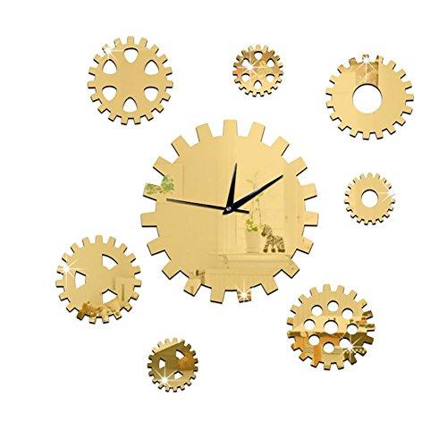 orologio-da-parete-diy-fai-da-te-decorativo-specchio-ingranaggi-adesivo-da-parete-gold