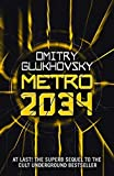 metro 2034 by dmitry glukhovsky 2014 11 13