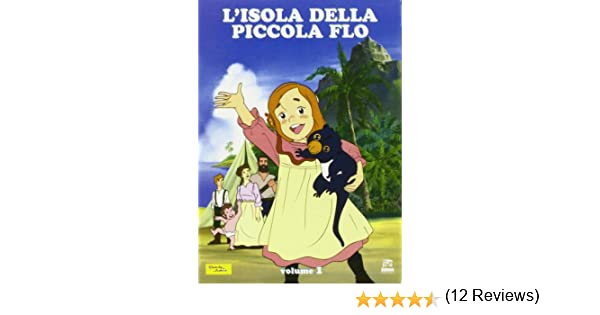 Amazon.it | L\'Isola della Piccola Flo - Box 1 (5 DVD): Acquista in ...