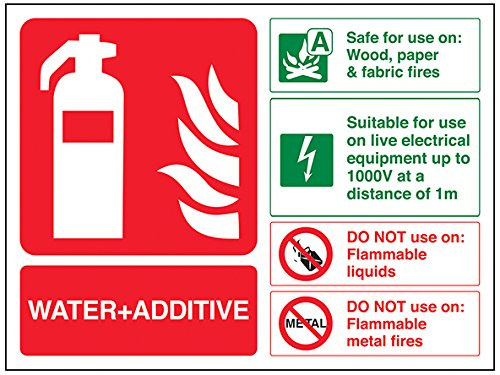 vsafety-11022ar-s-fire-extinguisher-sign-water-and-additive-id-self-adhesive-landscape-200-mm-x-150-