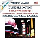 Ellington: Black, Brown & Beige