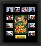 DISNEY THE JUNGLE BOOK MOUNTED & FRAMED 35MM FILM CELL MEMORABILIA