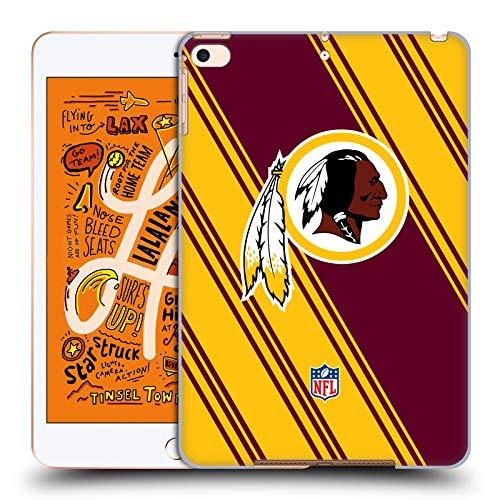 Head Case Designs Offizielle NFL Streifen 2017/18 Washington Redskins Harte Rueckseiten Huelle kompatibel mit iPad Mini (2019) Washington Nationals Ipad