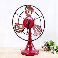 kinine Fan creativo americano continentale forma singola clock bellissimo regalo