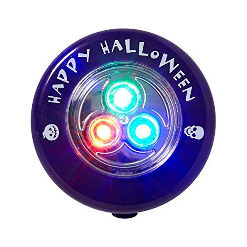 Brauns-Heitmann 7094 - LED Kürbislicht, Multicolor Farbspiel, (Lichter Halloween Led)