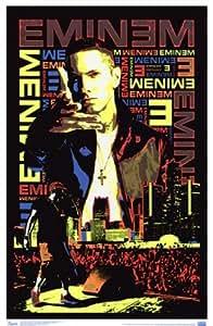 Black Light - Eminem Poster Print (59.06 x 88.90 cm)