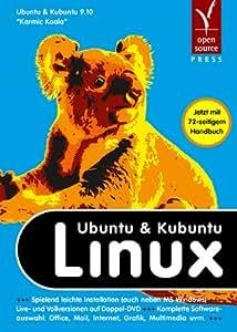 "Ubuntu & Kubuntu Linux 9.10 ""Karmic Koala"" (Doppel-DVD inkl. Handbuch)"