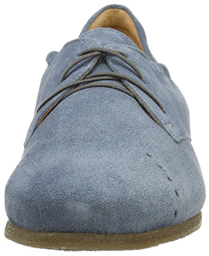 Think! Shua, Derby Femme Bleu (Denim/Kombi 79)