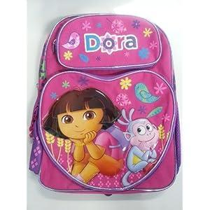 516H841%2BLzL. SS300  - Mochila–Dora la Exploradora–Smile Dora & Botas 16'bolso de escuela nueva 630942