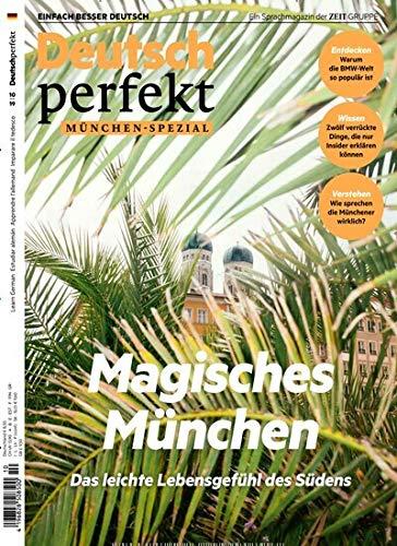 Deutsch Perfekt Magazin 10/2019
