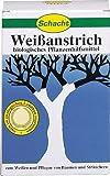 Schacht 1WEIS901 Weißanstrich 1 kg für Obstbäume gegen Frostrisse