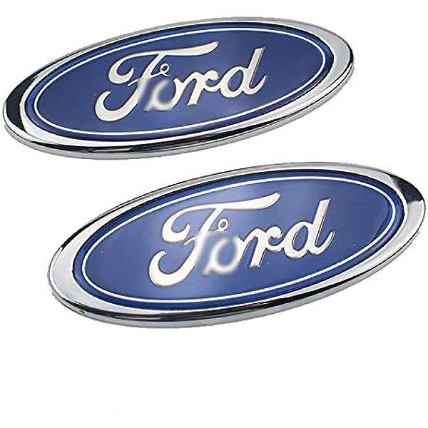 D28jd Logo Emblem Für Motorhaube Heckklappe Heckklappen Stamm Abs Buchstaben Aufkleber Für F Ord Old Mondeo Fox Fiesta Küche Haushalt